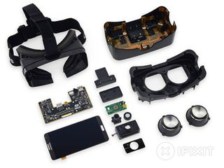 В Oculus Rift установлен дисплей от Samsung