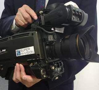 NHK на выставке IBC2014 покажет 8K с частотой 120 кадров в секунду