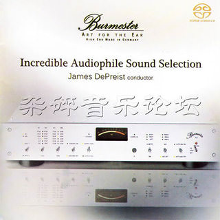 Аудиофильская селекция: Burmester Incredible Audiophile Sound Selection