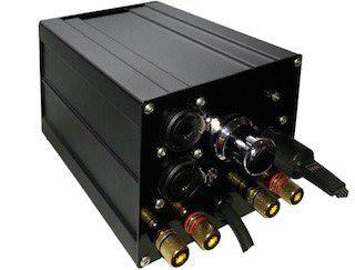 AudioValve Verto: переходник для электростатических наушников Stax