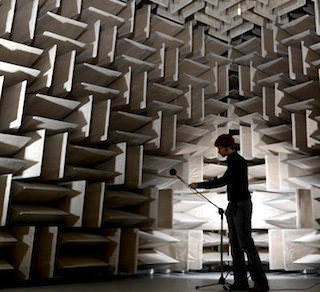 Британская лаборатория разработала метод акустооптического сканирования звуковых волн