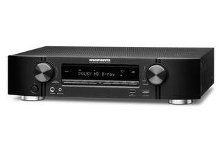 Сетевой AV-ресивер Marantz NR1605 поддерживает HD-аудио, DSD, 4K и AirPlay
