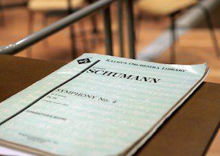 Берлинская филармония выпустила лимитированное издание с произведениями Шумана