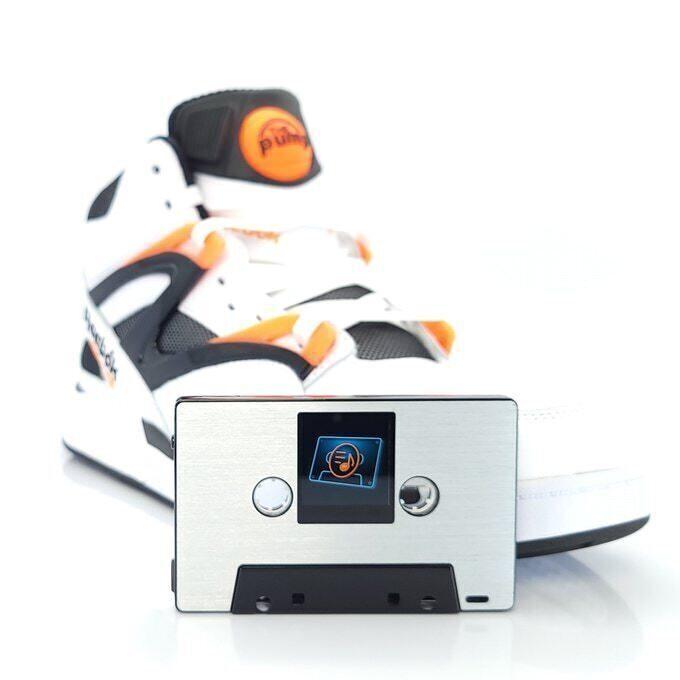 Ностальгическая псевдо-кассета MixxTape обеспечит Hi-Res и Bluetooth старым бумбоксам