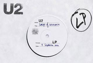 Apple подарила пользователям новый альбом U2