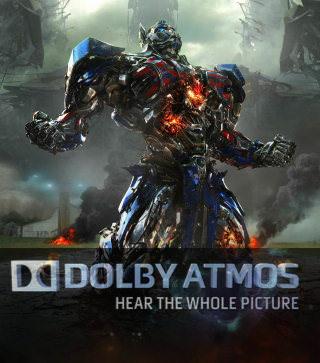 «Трансформеры: Эпоха истребления» выйдет на Blu-Ray-диске со звуковой дорожкой Dolby Atmos
