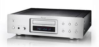 Vincent Audio CD-S1.2: и лампа, и цифра