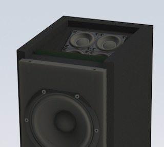 Акустика Triad Speakers Bronze LR-H: у истоков Dolby Atmos