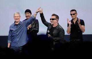 U2 и Apple разработают новый формат распространения музыки