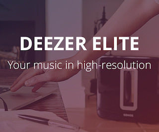 Сервис Deezer открыл платформу Deezer Elite и запустил ее на Sonos
