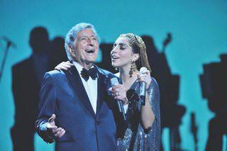 Выступление Леди Гага и Тони Беннета станет первым концертом в стриме с 4К-разрешением