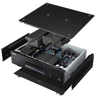 Pioneer представил флагманские BD-проигрыватели BDP-LX88 и BDP-LX58