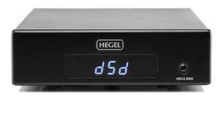 Hegel HD12: поддержка DSD и выход на наушники