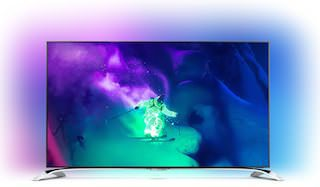 Philips представила Ultra-HD-телевизоры с Android серии 9100