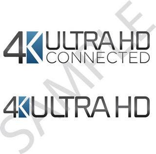 США получила собственные логотипы для 4K-телевизоров