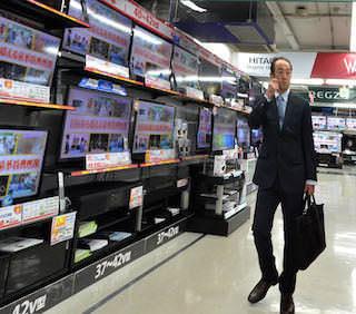 Мировые объемы производства ЖК-телевизоров в октябре поставят новый рекорд — 21 млн штук
