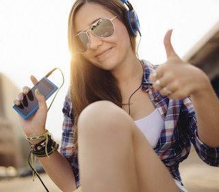 Главным развлечением для жителей США стала музыка