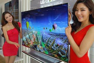 Стоимость OLED-телевизоров может стать ниже ЖК