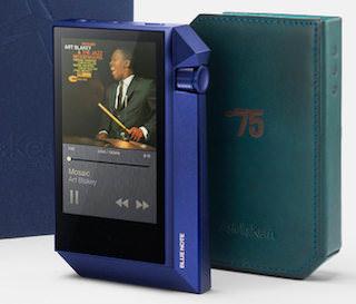 Astell & Kern выпустит специальную версию AK240 с 75 альбомами Blue Note Records