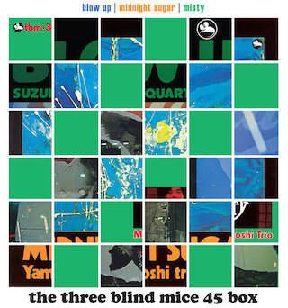 The Three Blind Mice выпустит три самых известных альбома лейбла