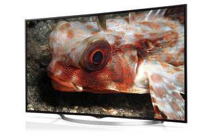 LG выпустила свой первый вогнутый 4К-ЖК-телевизор