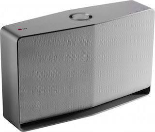 В России стартовали продажи умной акустики от LG