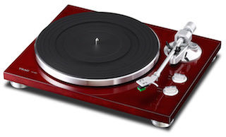 Teac выпустила LP-проигрыватель TN-300 со встроенным фонокорректором и АЦП