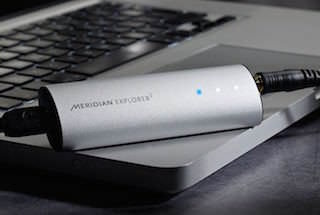 Meridian Explorer 2: портативный USB-ЦАП с поддержкой MQA