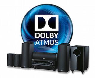 Комплект акустики Onkyo HT-S7705: специально для Dolby Atmos