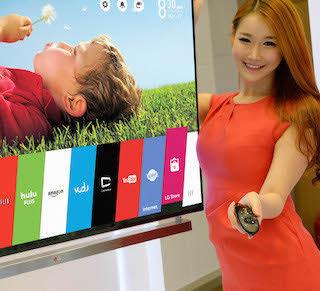 Операционная система webOS версии 2.0 в телевизорах LG работает быстрее