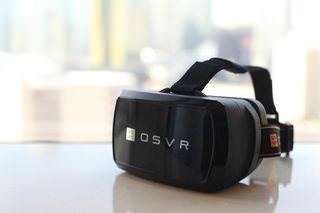 Razer представила шлем виртуальной реальности OSVR и VR-платформу с открытым исходным кодом