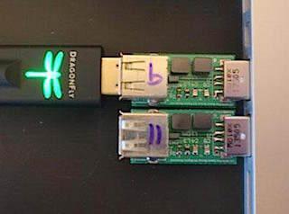 AudioQuest показала прототип USB-стабилизатора Jitterbug