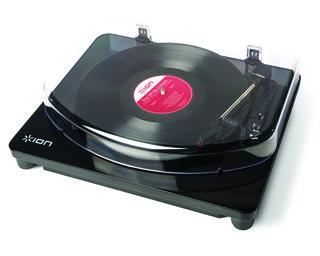 Ion Audio показала Bluetooth-проигрыватель виниловых пластинок Air LP