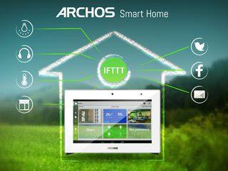 Archos Connected Home: открытая технология автоматизации дома