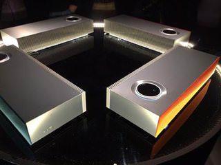Naim Mu-so: беспроводная Hi-Fi-система мощностью 450 Вт