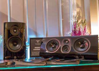 Thiel Audio поменяла логотип и представила новую акустику TT1 и TC1