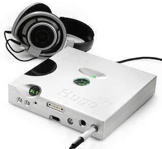 Chord Electronics представила стационарный ЦАП для наушников Hugo версии «TT»