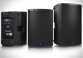 Активная акустика Turbosound iX для озвучки средних залов