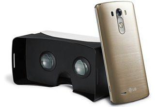 LG сделала очки виртуальной реальности для смартфона G3