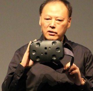 На выставке MWC 2015 компания HTC представила шлем виртуальной реальности Vive