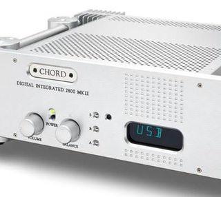 Chord Electronics представила интегрированный усилитель/ЦАП CPM 2800 MkII