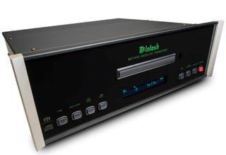 McIntosh выпустила CD/SACD-транспорт MCT450