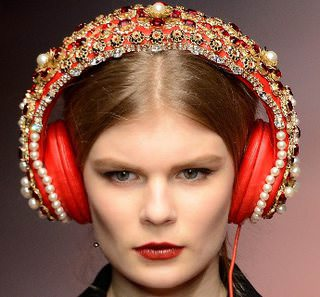 Наушники от Dolce & Gabbana за 7000 долларов