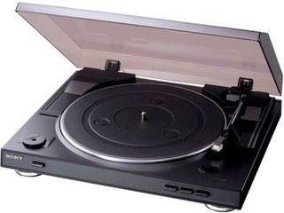 LP-проигрыватель Sony PS-LX300USB начали продавать в России спустя 7 лет после анонса в США