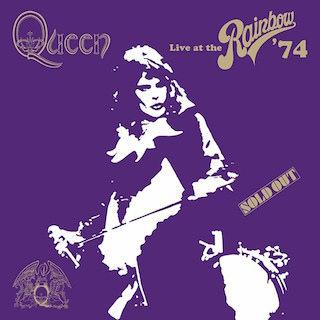 Концертные записи Queen «Live at the Rainbow '74» вышли на виниле