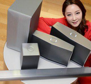 Акустика LG Smart Audio получила поддержку Google Cast