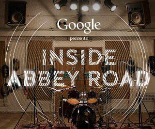 Google проводит виртуальные туры по студии Abbey Road