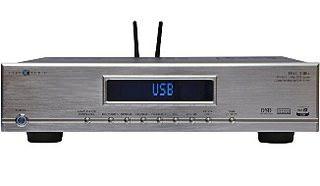 Carry Audio DAC-200ts: апскейлинг аудио до 768 кГц/32 бит