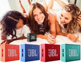 JBL Go: компактная беспроводная акустика по доступной цене