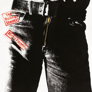 Universal выпустит коллекционные сеты альбома «Sticky Fingers» группы The Rolling Stones